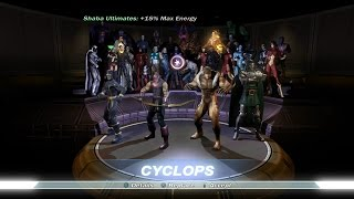 Marvel Ultimate Alliance 1 gameplay updated to include all console DLC characters on PS4 XB1, PC