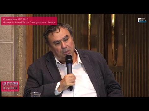 Direct : JEP 2018 Conférence : Histoire & Actualités de l'immigration en France - cese