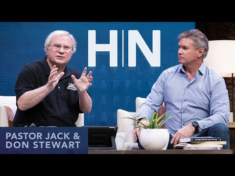Bible Prophecy - Happening Now with Don Stewart (April 2020)