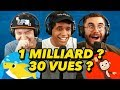 أغنية Ces vidéos font 30 vues ou un milliard de vues  mp3