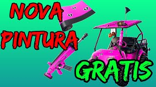 FORTNITE-NEW PAINTING FREE//DONATION ' = MOD//[EN/BR]