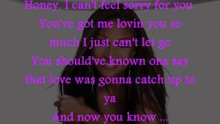 Chante Moore Loves Taken Over W. Lyrics ♥