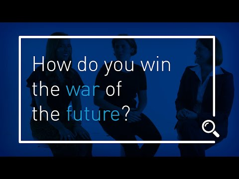 Talk Techy to Me: How do you win the war of the future?