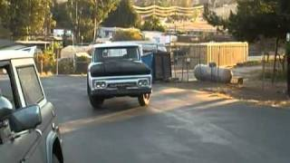 1965 GMC RedNeck Rat Rod