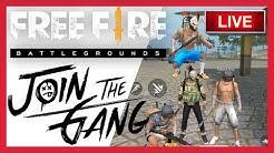 🔴FREE FIRE GARENA🔴Nightstream mit meinen FREE FIRE Gangstern!!!(DEUTSCH)