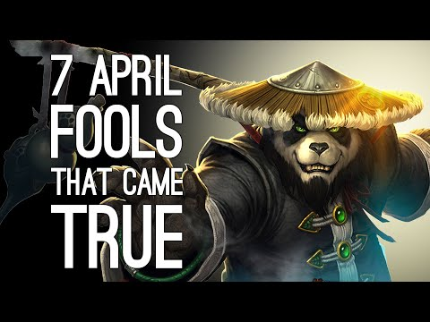 7 April Fools' Jokes that Came True