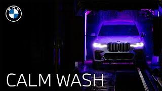 homepage tile video photo for ASMR Calm Wash | 2020 BMW X7 | BMW USA