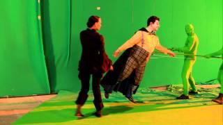 Танго в полёте: репетиция