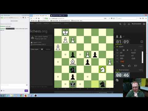 Chess Cruncher TV The Climb to 2500 in Tactics 2 5 2018