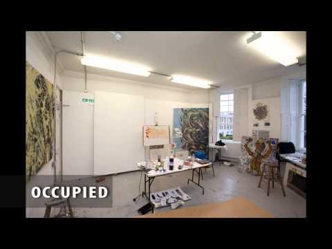 Summer 2011 Studio Refurbishments In The Georgian Terrace Buildings (Masterplan - Phase 1) - VIDEO