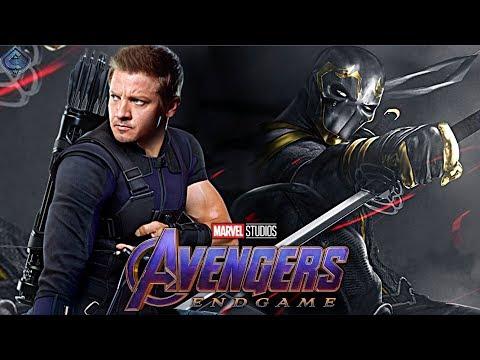 Avengers: Endgame - How Did Hawkeye Become Ronin?