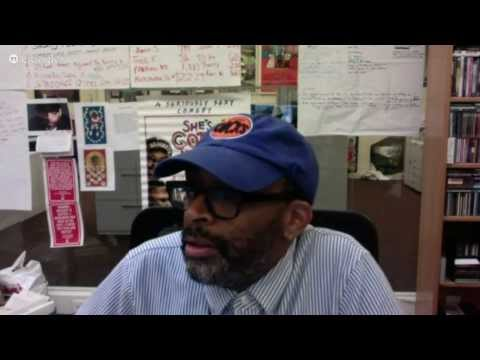 Live Chat with Spike Lee