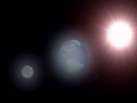 Geografi - Proses Terjadinya Gerhana Bulan dan Matahari