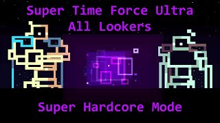 Super Time Force Ultra - All Lookers (Super Hardcore Mode)