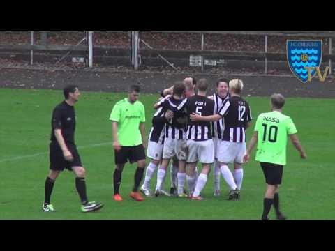 FC Øresund - Virum-Sorgenfri - Sjællandsserien 2014/15