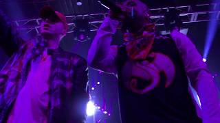 21 - Get Off Me - Tech N9ne & Darrein Safron (Live in Raleigh, NC - 05/08/17)