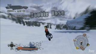 Shaun White Snowboarding Xbox 360 Gameplay - Park City