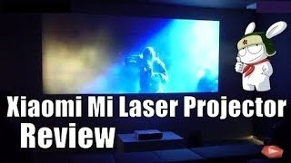Xiaomi Mi Laser Projector Review: 150 inches and 4 built-in speakers
