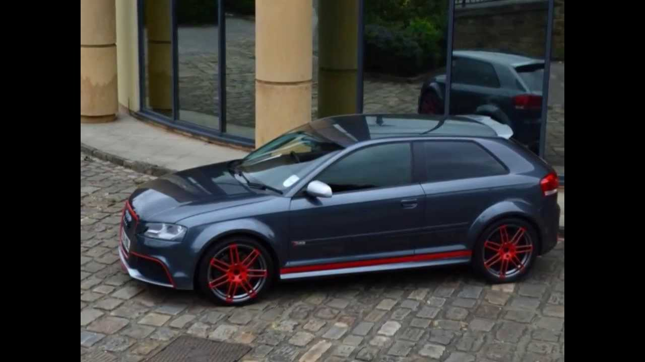 Audi a3 2003 2008 audi a3 2008 audi a3 2012 car tuning - Audi Rs3 Conversion From Standard A3 Model By Xclusive Customz