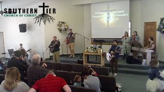 STCOC Sunday March 15th, 2020: Justin Coffin: The Mystery of the Gospel