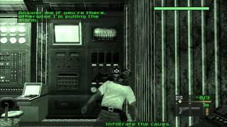 Splinter Cell - Pandora Tomorrow - Stealth Walkthrough - Part 6 - Infiltrate the Sub - 1000th Video