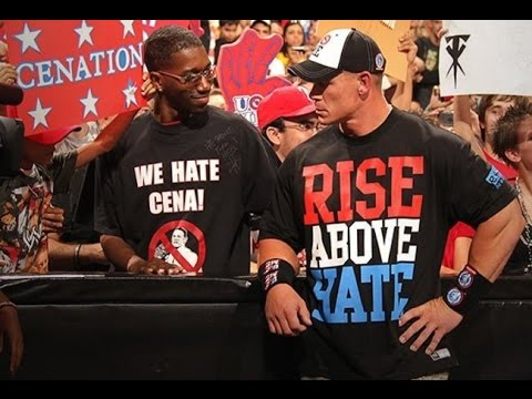 WWE\'s Most Offensive Anti-Cena Chants