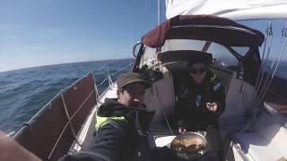 August 2016: Sailing from Vancouver to San Francisco