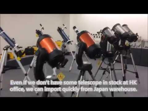 Boller chivens telescope d warehouse