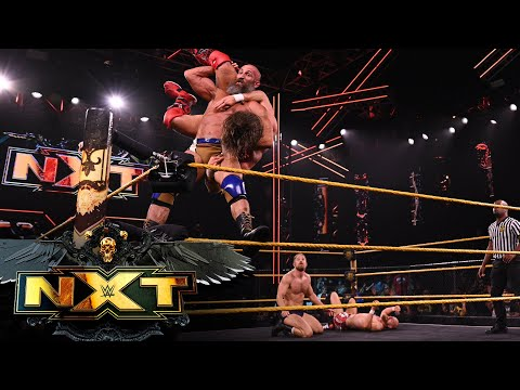 Tommaso Ciampa & Timothy Thatcher vs. GYV– Tornado Tag Match: WWE NXT, June 15, 2021