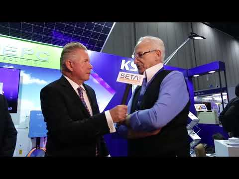 SETA 2018 Interview #14 KStar a revolution in solar technology