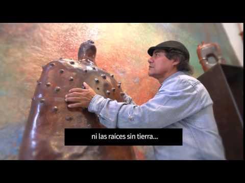 Soy Oaxaca, soy CORTV: José Luis García Pintor- Escultor