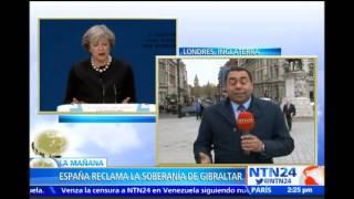 Tensión entre Reino Unido y España por la soberanía de Gibraltar ante negociaciones por el 'Brexit'