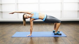 Tighten Your Love Handles With This Fitness Quickie