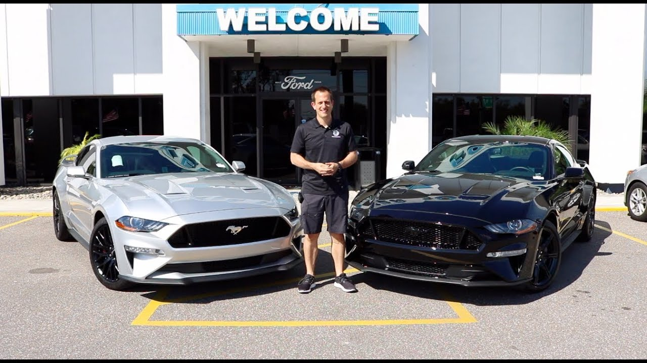 Why buy a 2019 ford mustang gt with the performance pack