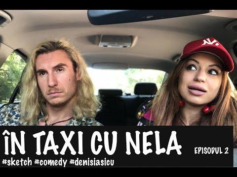 In taxi cu Nela - Episodul 2 ( cu Adi Gheo )