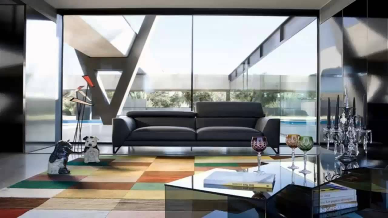 De nieuwste vormen van woonkamers   youtube