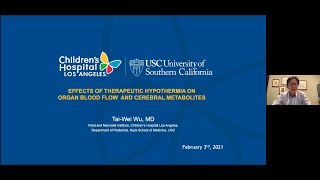 FNNDSC Lecture Series with Guest Speaker Tai Wei Wu, MD