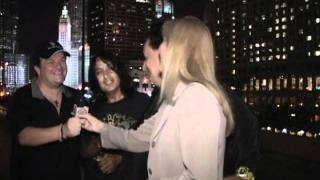 Chicago Band: Hymn - song for Novak Djokovic Nole  Serbian  TV STV USA