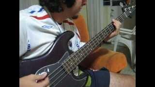 Uruguayan hooker playing Asian Hooker by Steel Panther (Bass)