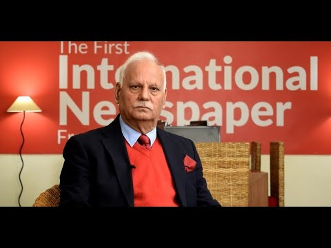 DAILY WORLD TV INTERVIEW: Punjab has the genius, capability to bounce back: K R Lakhanpal