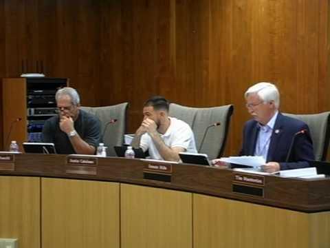 Calaveras Council of Governments June 7, 2017