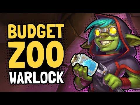 Budget Zoo Warlock - Hearthstone