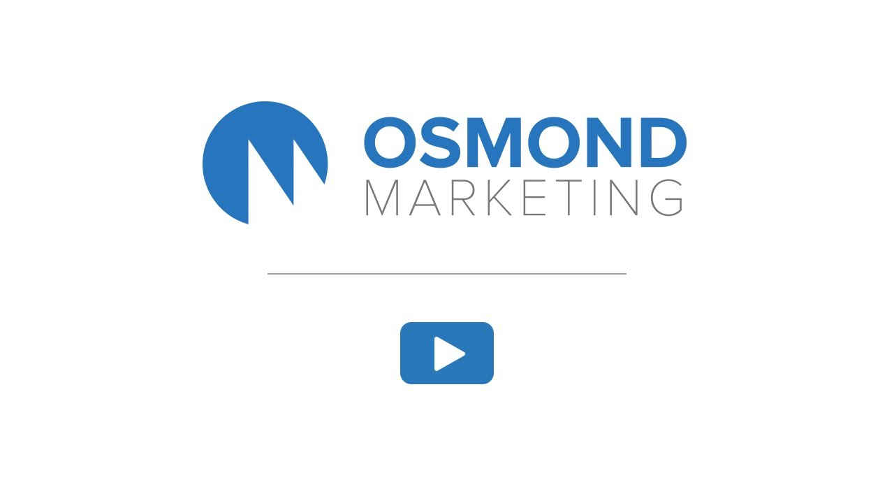 Home | Osmond Marketing
