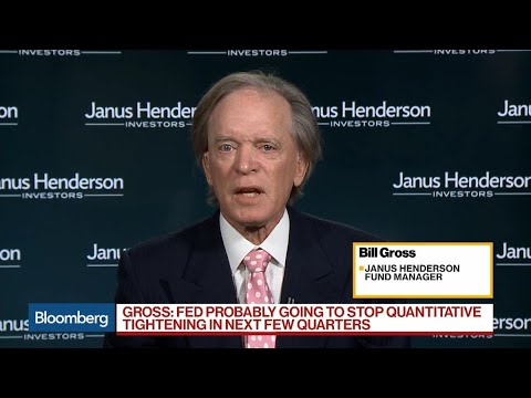 Bill Gross Says Fed, Economic Leverage Better, But 'Not Satisfactory'