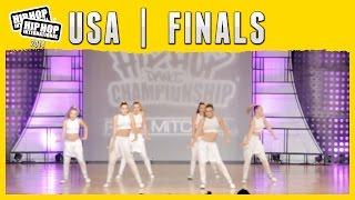 Vibe - Pleasant Grove, UT (Varsity) at the 2014 HHI USA Finals