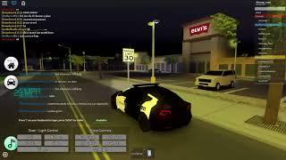 Police patrol pacifico (roblox)