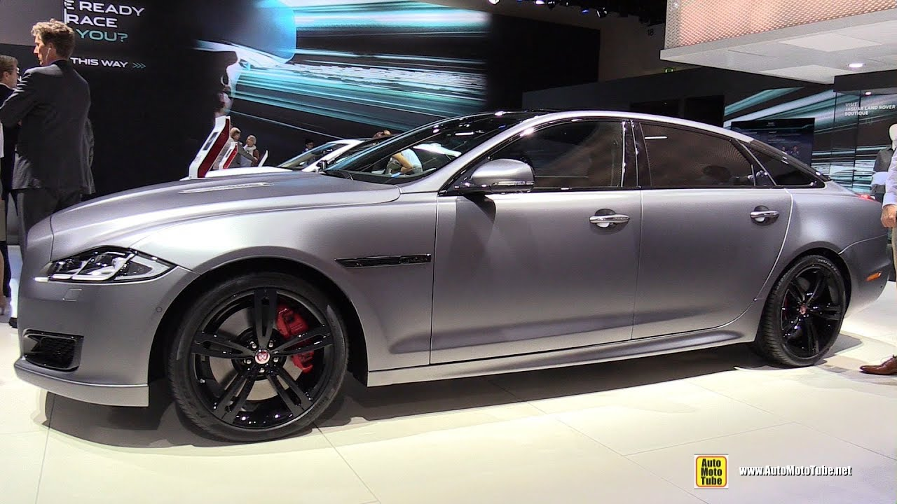 2018 jaguar xj interior. contemporary jaguar 2018 jaguar xjr 575  exterior and interior walkaround 2017 frankfurt  auto show intended jaguar xj interior