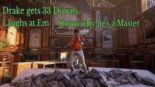 33 Down TDM Gameplay, HS39+ARX OP Combo
