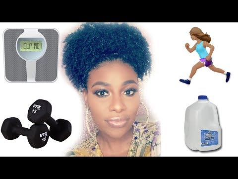 CHANNEL TRAILER | INTRODUCTION TO MY WEIGHT LOSS JOURNEY | ALICIA MOTLEY