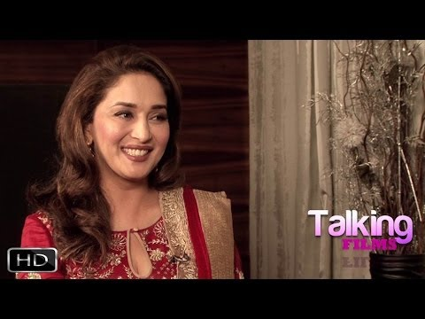 Madhuri Dixit Exclusive On Gulaab Gang Part 1